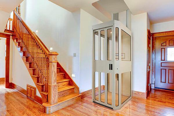 Elevadores para precios gallery of ascensor unifamiliar for Escaleras dielectricas precios